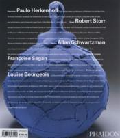 Louise Bourgeois - 4ème de couverture - Format classique