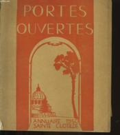 Portes Ouvertes - Annuaire 1950 - Couverture - Format classique