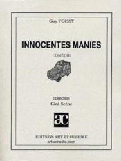Innocentes manies - Couverture - Format classique