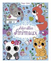 Adorables animaux - Couverture - Format classique