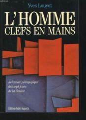 L'homme clefs en mains - Couverture - Format classique
