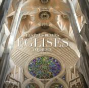 Les plus belles églises d'Europe - Couverture - Format classique