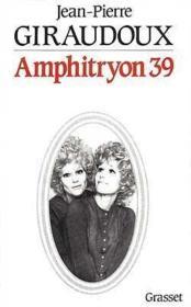 Amphitryon 39 - Couverture - Format classique