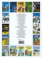 Les Figueuleuses - 4ème de couverture - Format classique