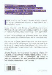 Sante Se Cueille Apres La Rosee (La) - 4ème de couverture - Format classique