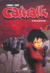Catwalk t.1 ; les heros ne meurent jamais - Intérieur - Format classique