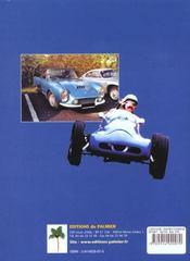 Db ; la renaissance du sport automobile en france - 4ème de couverture - Format classique
