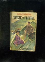 Les Crimes De L Amour. Chaste Et Fletrie. - Couverture - Format classique