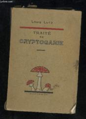 Traite De Cryptogamie - Couverture - Format classique