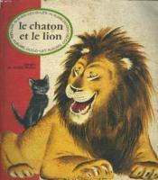 Le Chaton Et Le Lion - Couverture - Format classique