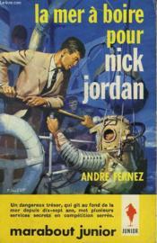 La Mer A Boire Pour Nick Jordan - Couverture - Format classique