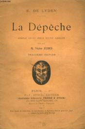 La Depeche - Couverture - Format classique