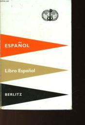 Libro Espanol - Couverture - Format classique