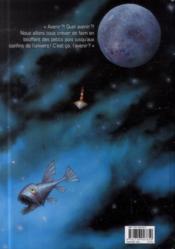 Le voyage improbable t.1 - 4ème de couverture - Format classique