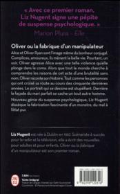 Oliver ou la fabrique d'un manipulateur - 4ème de couverture - Format classique