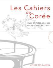 Coffret vivre et créer ailleurs, entre France et Corée - Couverture - Format classique