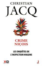 Les enquêtes de l'inspecteur Higgins T.35 ; crime niçois - Couverture - Format classique