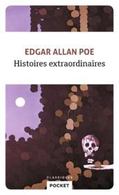 Histoires extraordinaires - Couverture - Format classique