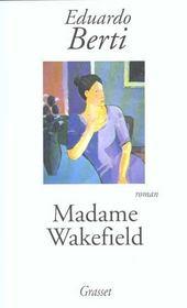 Madame Wakefield - Intérieur - Format classique