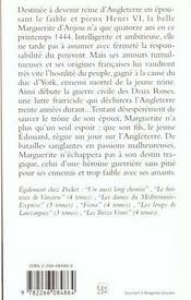 De Deux Roses L'Une - 4ème de couverture - Format classique