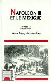 Napoleon III et le mexique - Intérieur - Format classique