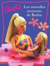 Les Nouvelles Aventures De Barbie - Couverture - Format classique