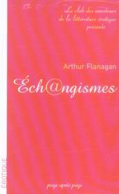 Echangismes - Couverture - Format classique