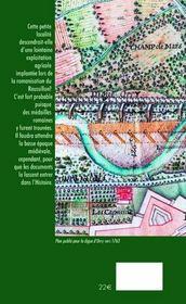 Le vernet, 10 siecles d'histoire - 4ème de couverture - Format classique