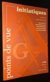 Revue Points De Vue Initiatique N.114 - Couverture - Format classique