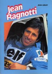 Jean Ragnotti - Couverture - Format classique