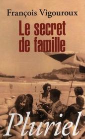 Le secret de famille - Couverture - Format classique