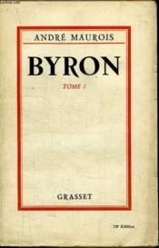 Byron. Tome 1. - Couverture - Format classique