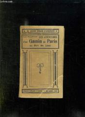 Aventures D Un Gamin De Paris Au Pays Des Lions. - Couverture - Format classique