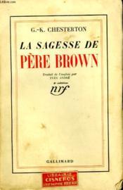 La Sagesse De Pere Brown. - Couverture - Format classique