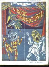 Cirque Municipal - Ville De Limoges - Couverture - Format classique