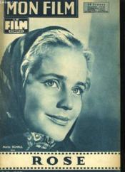 Mon Film N° 637 - Rose - Couverture - Format classique