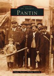 Pantin - Couverture - Format classique