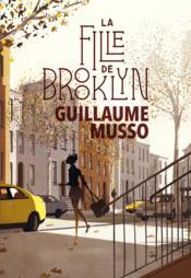 La fille de Brooklyn - Couverture - Format classique
