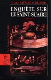 Enquete sur le saint suaire - Couverture - Format classique