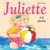 Juliette à la piscine - Intérieur - Format classique