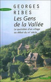 Les Gens De La Vallee - Intérieur - Format classique
