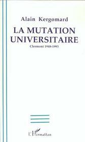 Mutation Universitaire - Intérieur - Format classique