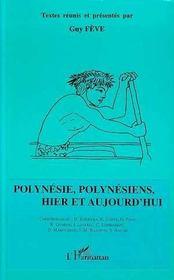 Polynesie, Polynesiens Hier Et Aujourd'Hui - Intérieur - Format classique