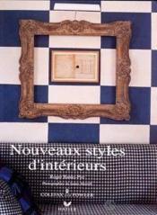 Nouveaux Styles D'Interieur - Couverture - Format classique