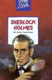 Sherlock Holmes - Couverture - Format classique