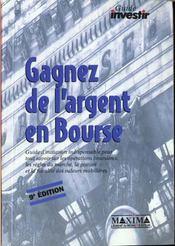 Gagnez De L'Argent En Bourse - Intérieur - Format classique