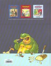 L'Integrale - 4ème de couverture - Format classique