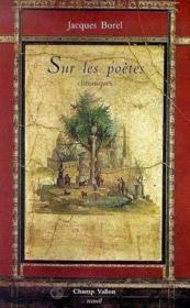 Sur Les Poetes - Couverture - Format classique