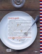 La cuisine de la république ; cuisinez avec vos députés - 4ème de couverture - Format classique