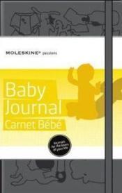 Carnets passion ; bébé - Couverture - Format classique